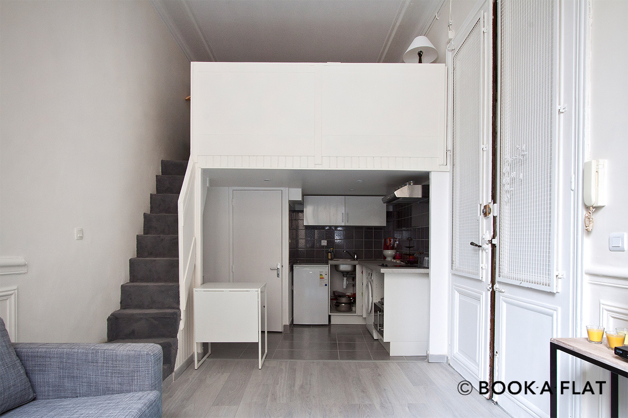 Appartement Paris Rue de Lisbonne 5