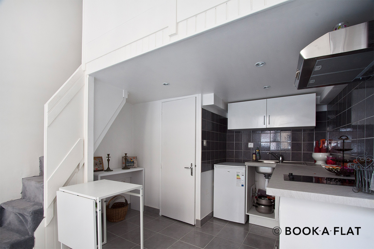Appartement Paris Rue de Lisbonne 6