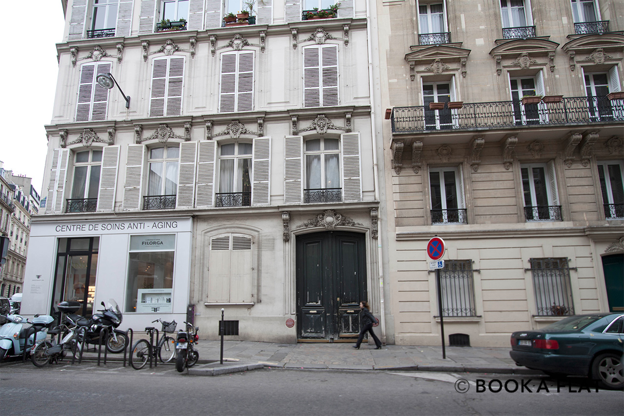 Appartement Paris Rue de Lisbonne 10