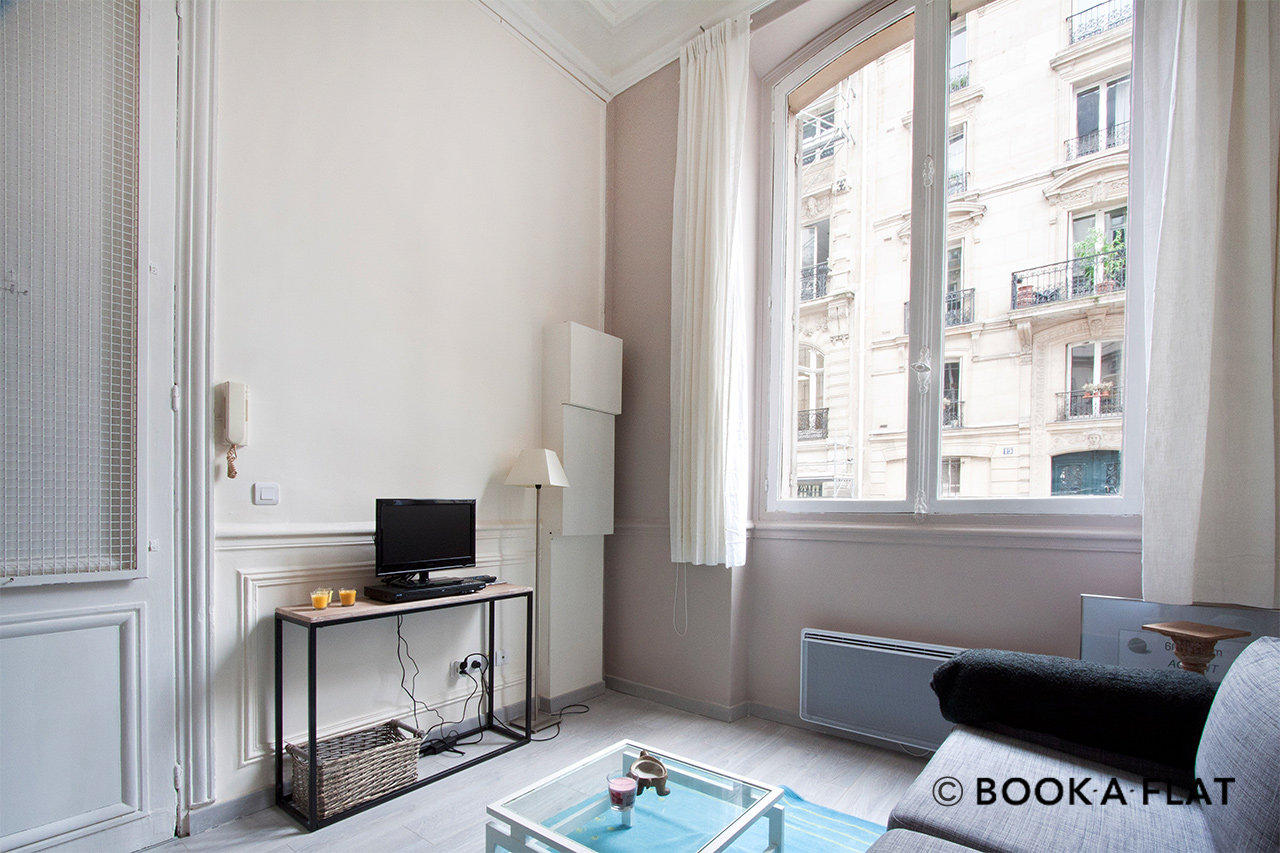 Appartement Paris Rue de Lisbonne 2