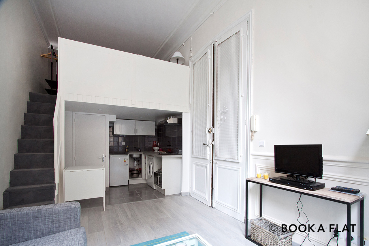 Appartement Paris Rue de Lisbonne 3