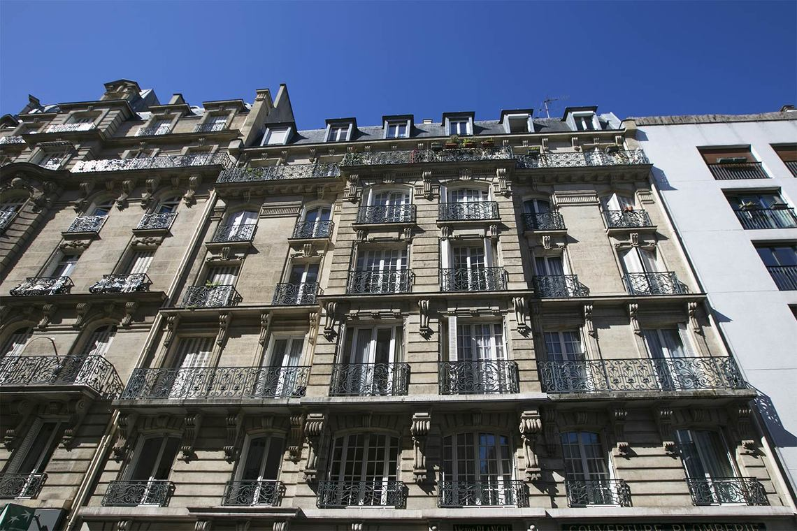 Furnished apartment for rent Paris Rue Lecourbe