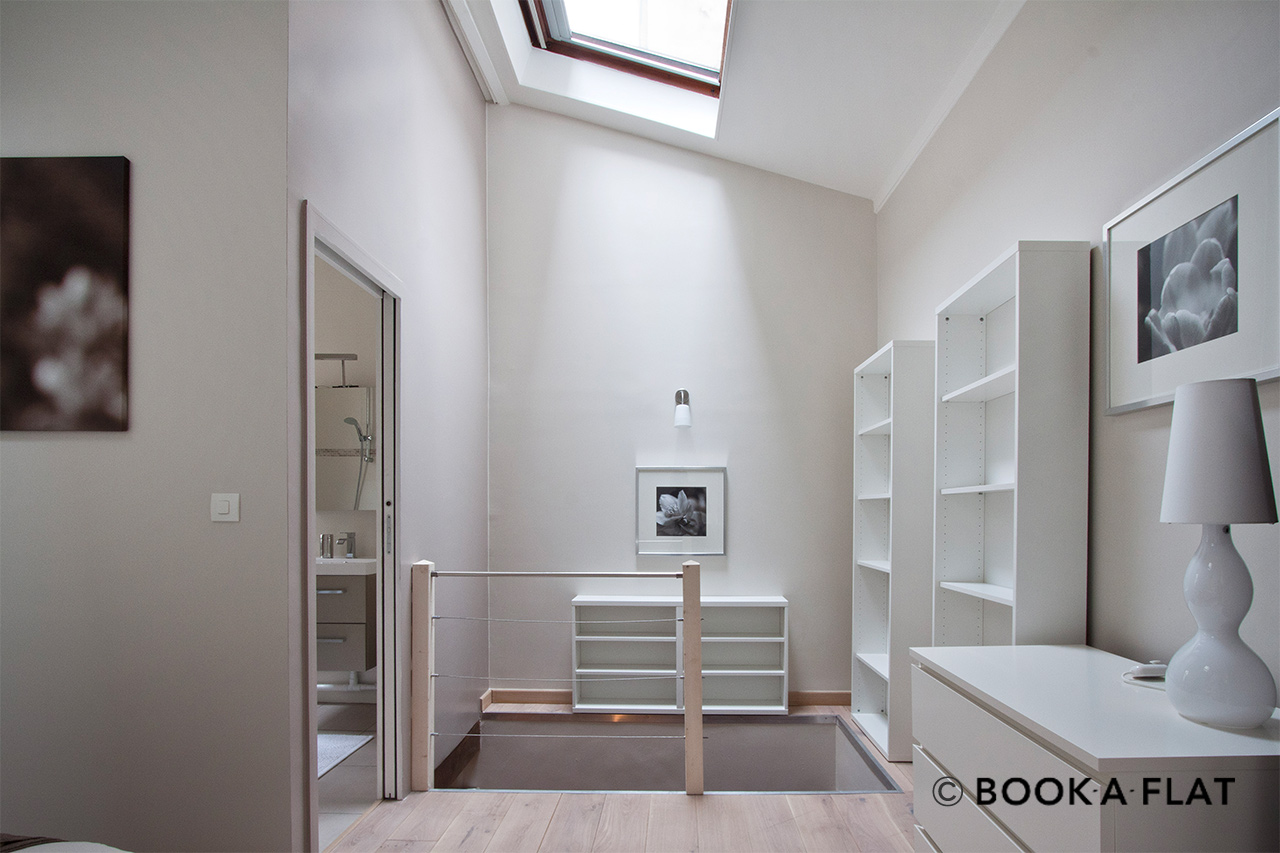 Apartment Paris Rue Lecourbe 7