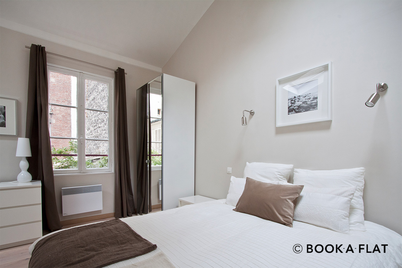 Apartment Paris Rue Lecourbe 10