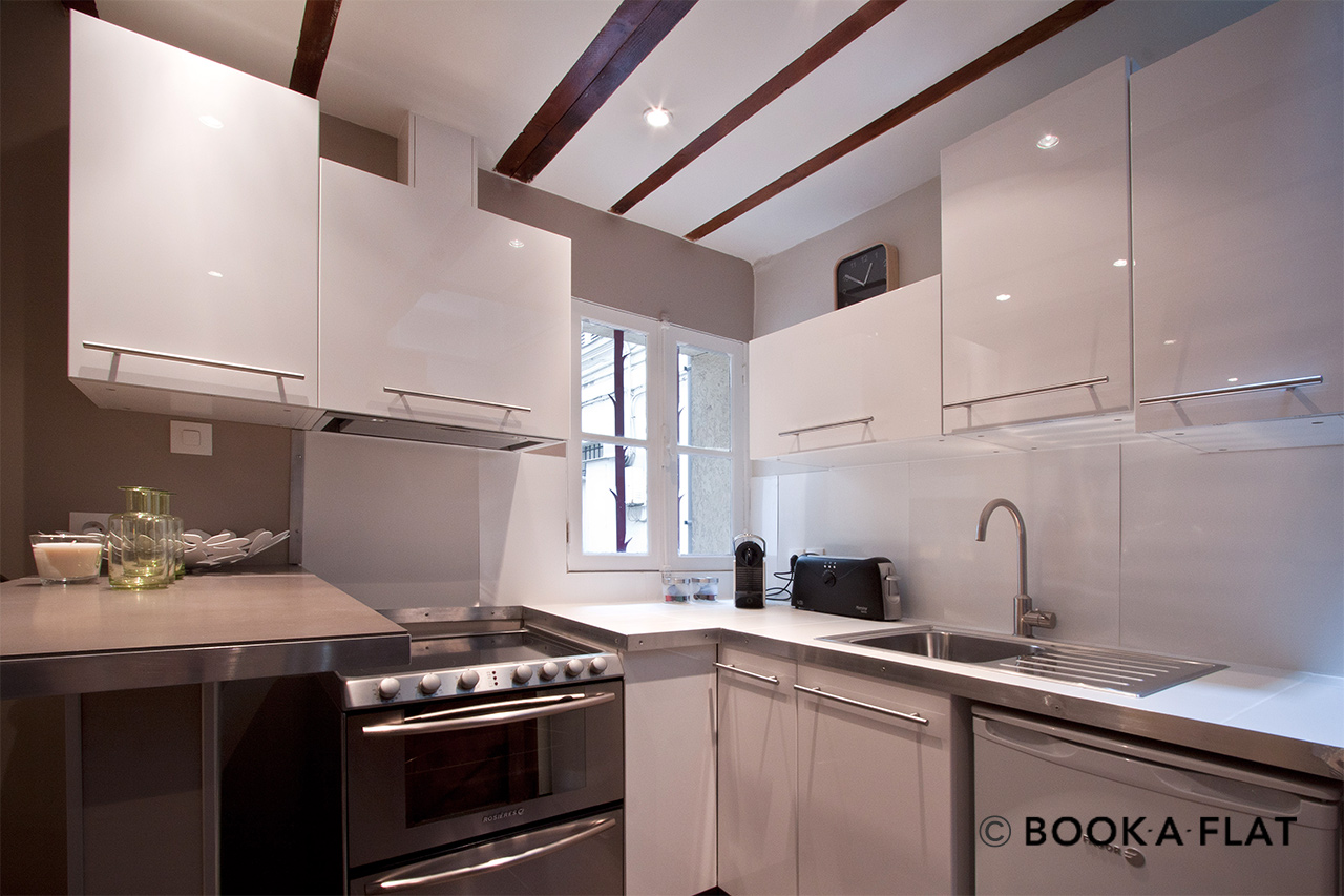 Apartment Paris Rue Lecourbe 6