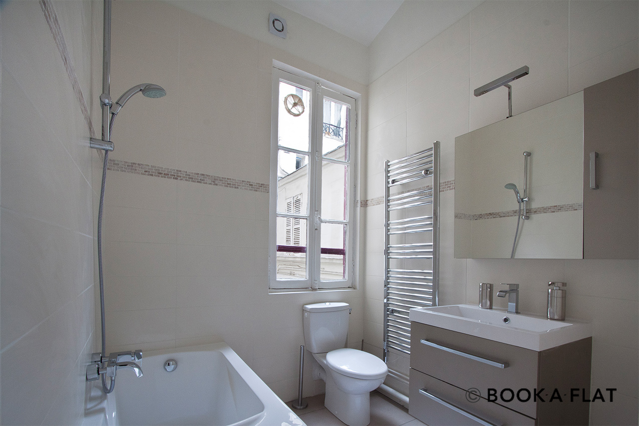 Apartment Paris Rue Lecourbe 11