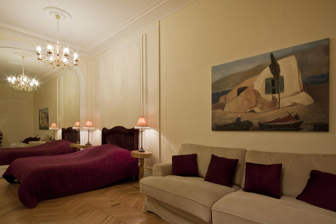 Appartement Paris Avenue Victor Hugo 8