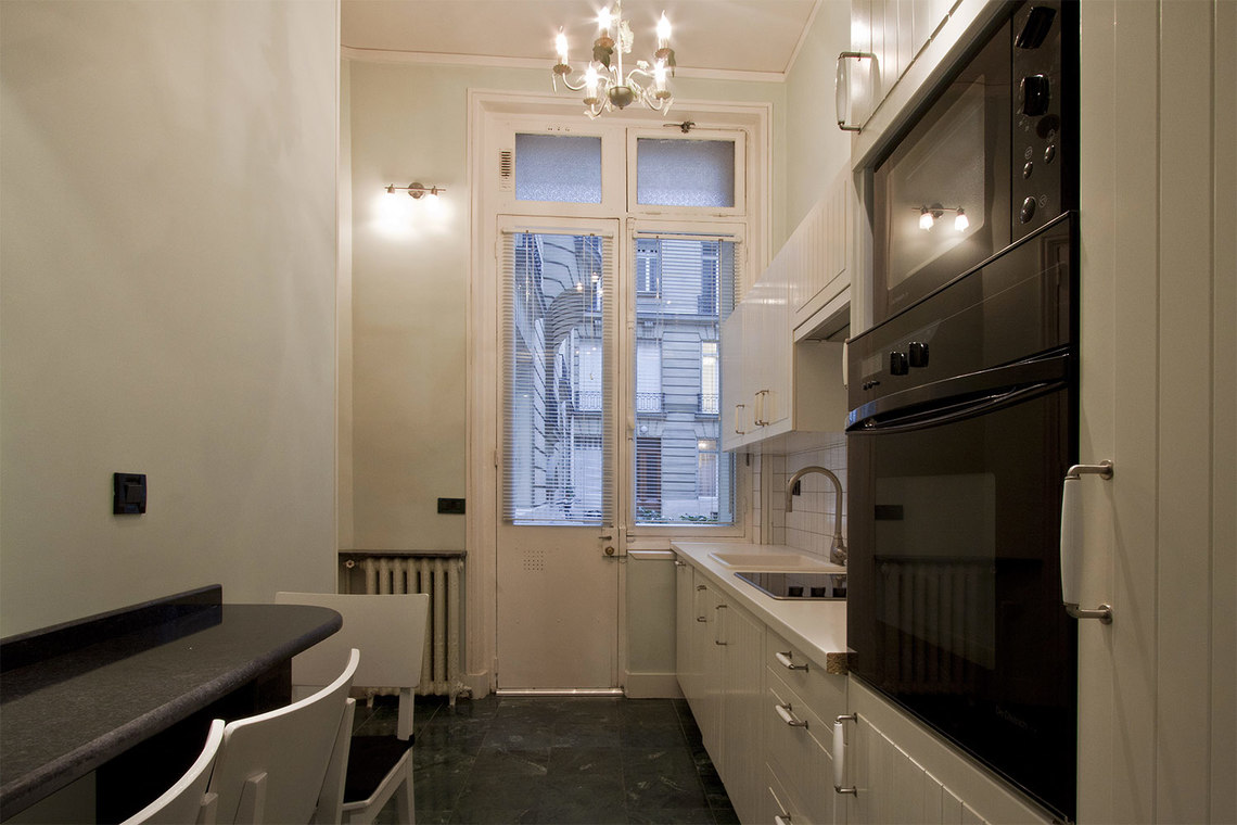 Appartement Paris Avenue Victor Hugo 7