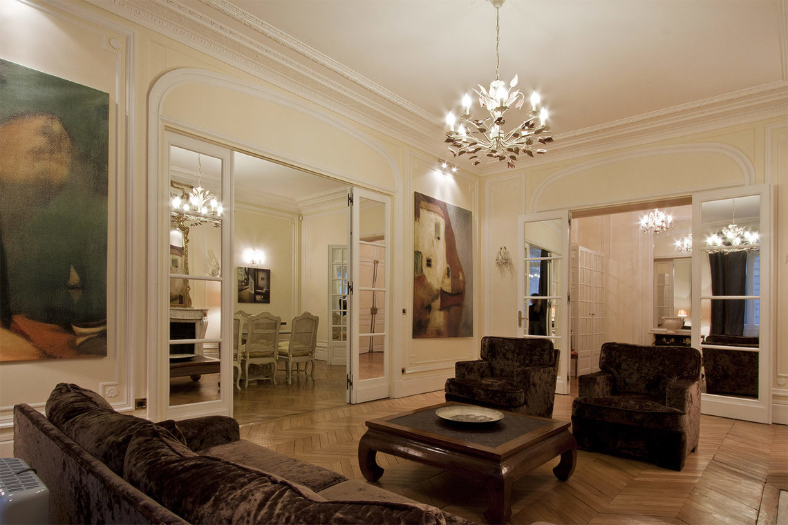 Appartement Paris Avenue Victor Hugo 2