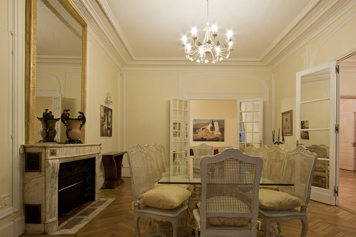 Appartement Paris Avenue Victor Hugo 5