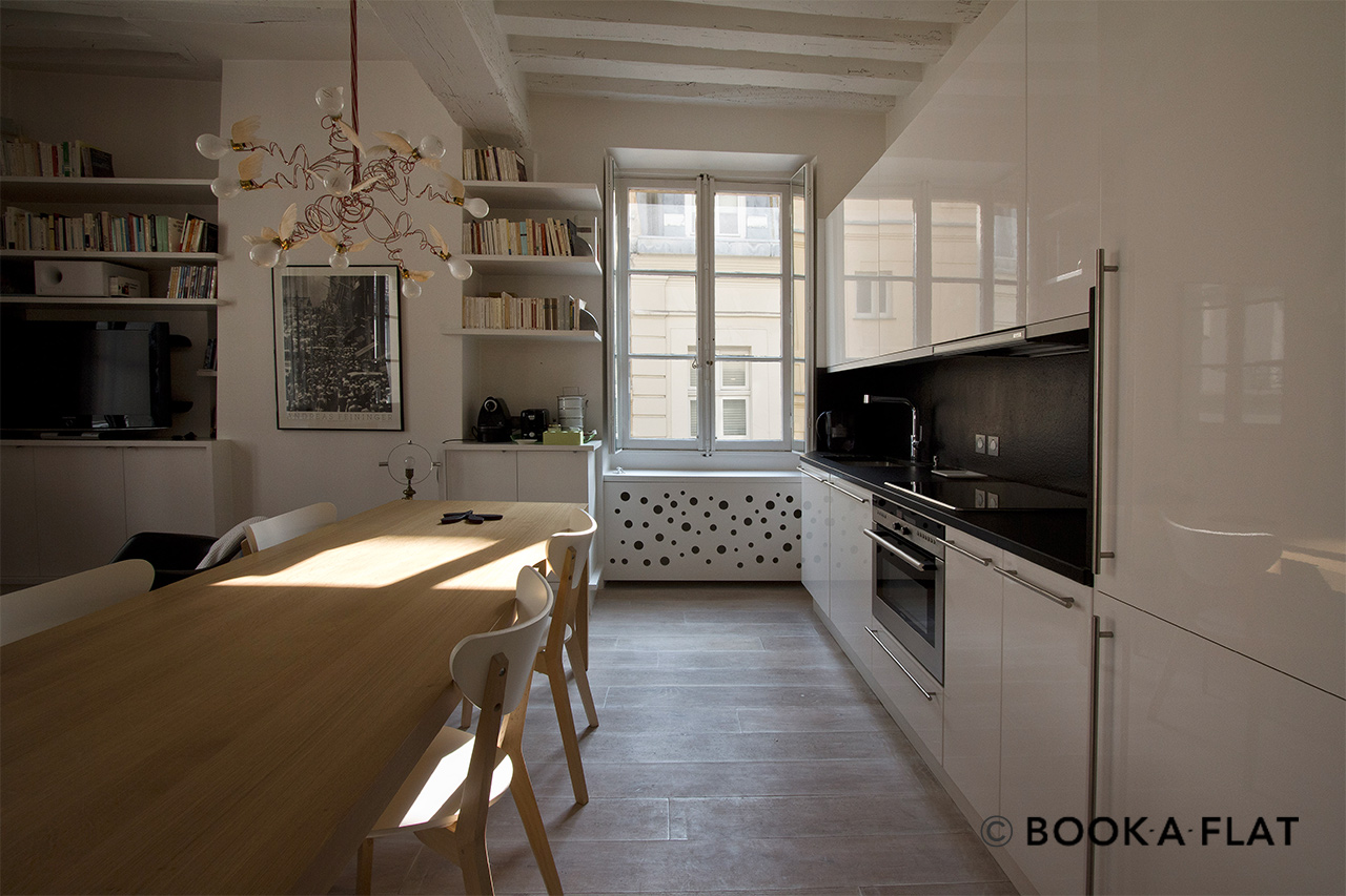 Paris Rue du Canivet Apartment for rent