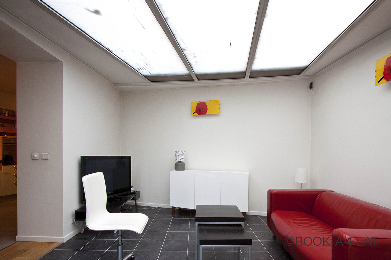 Paris Villa Saïd Apartment for rent