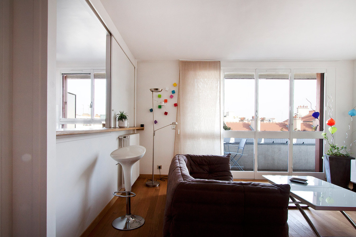 Appartement Paris Rue des Marguettes 5