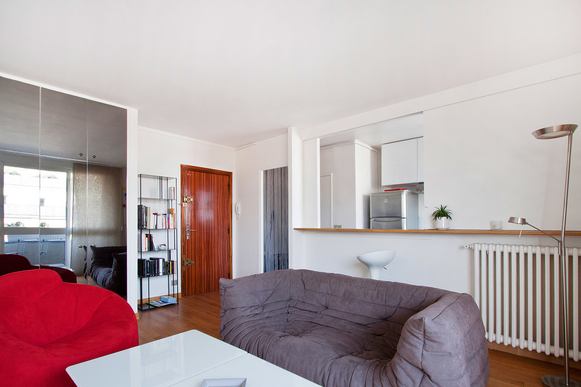 Appartement Paris Rue des Marguettes 4