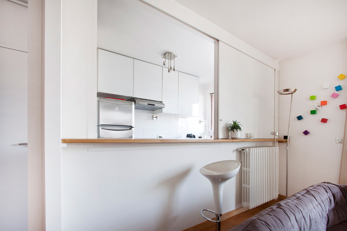 Appartement Paris Rue des Marguettes 6