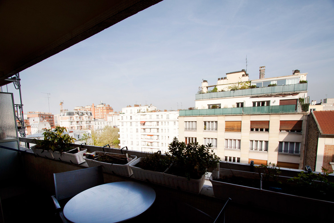 Appartement Paris Rue des Marguettes 12