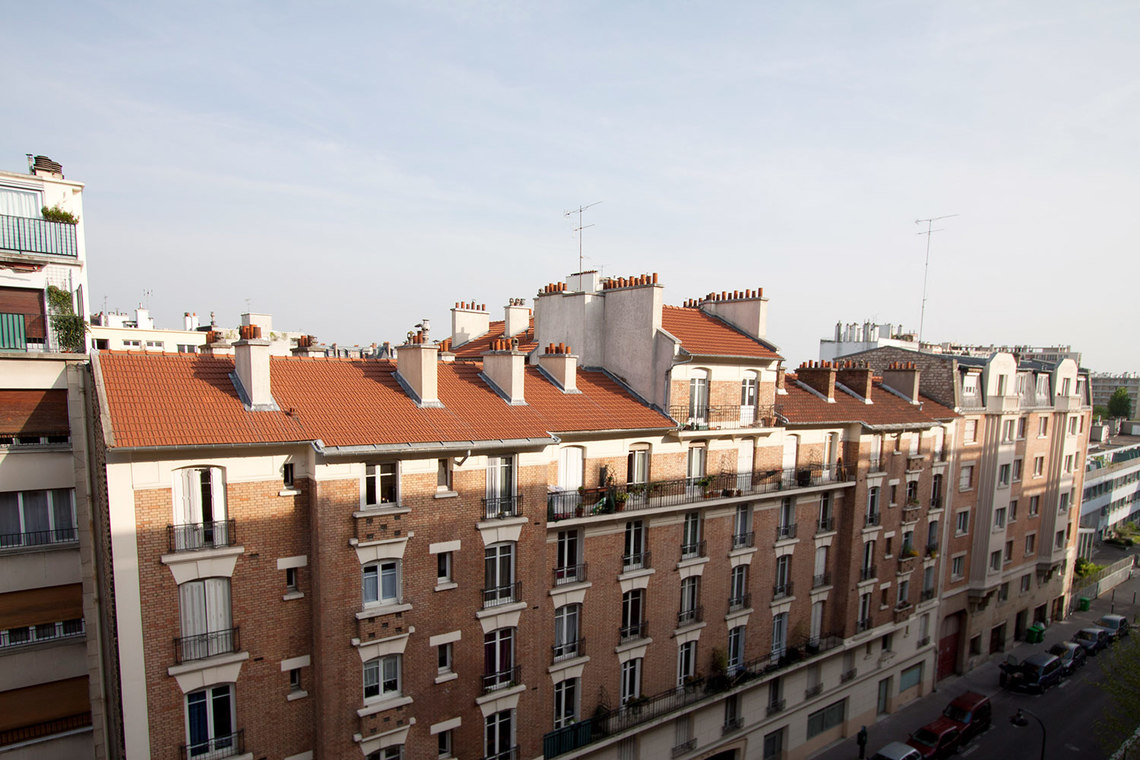 Appartement Paris Rue des Marguettes 14