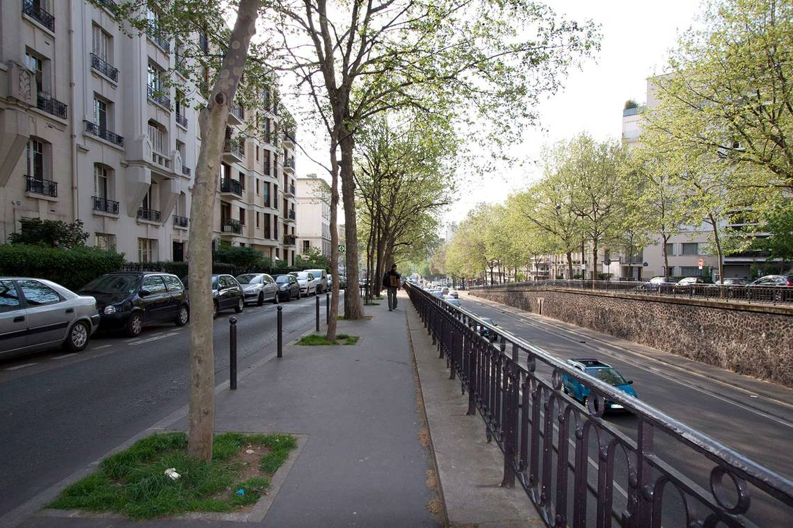 Appartement Paris Rue des Marguettes 16