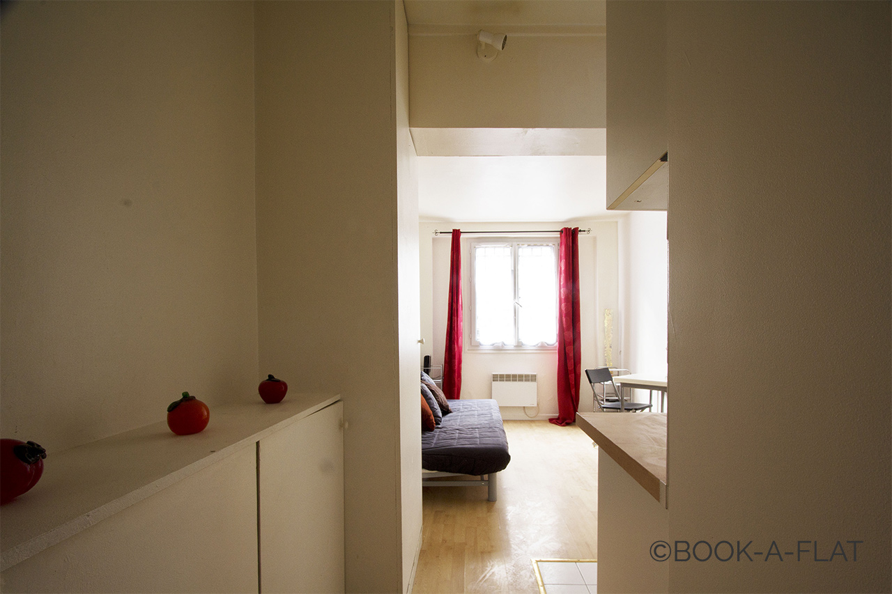 Apartment Paris Rue Muller 7