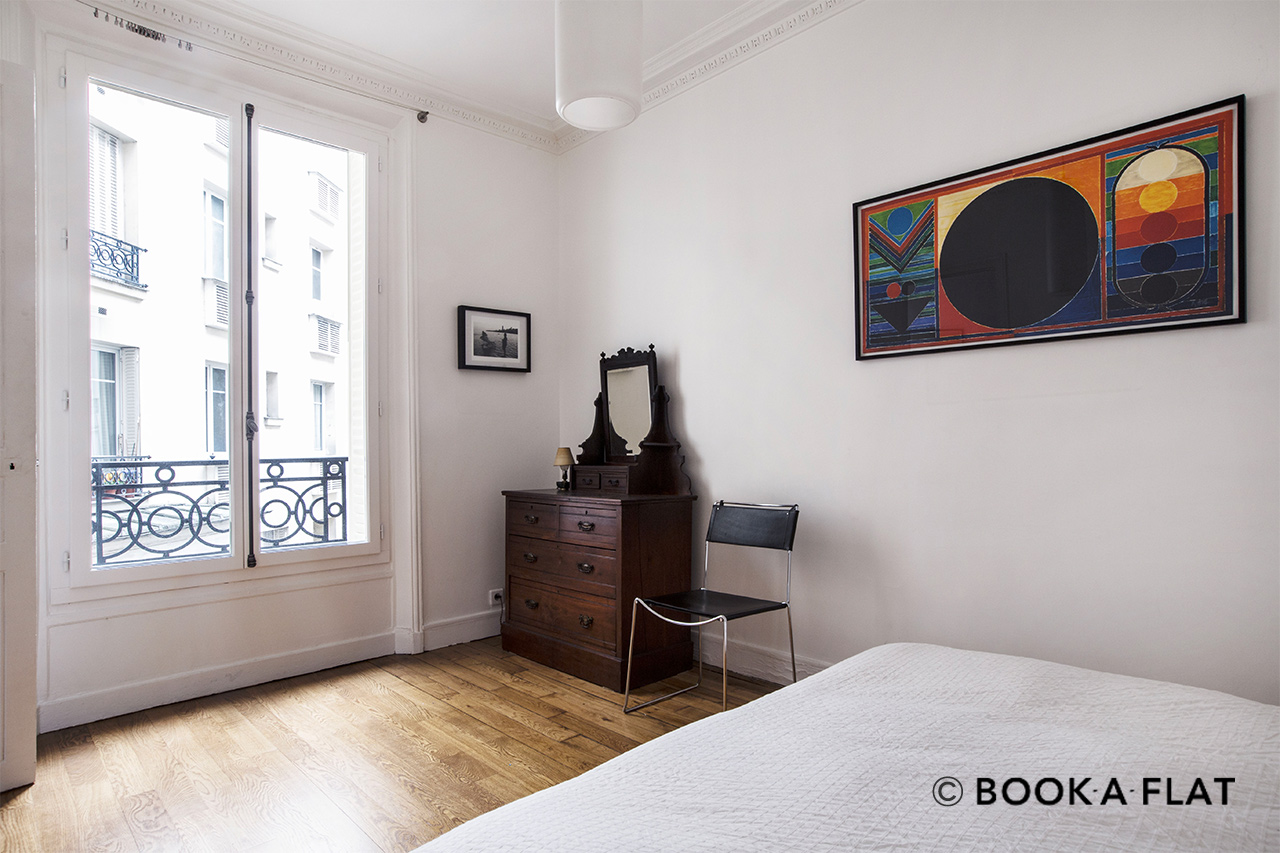 Appartement Paris Place Marcel Aymé 10