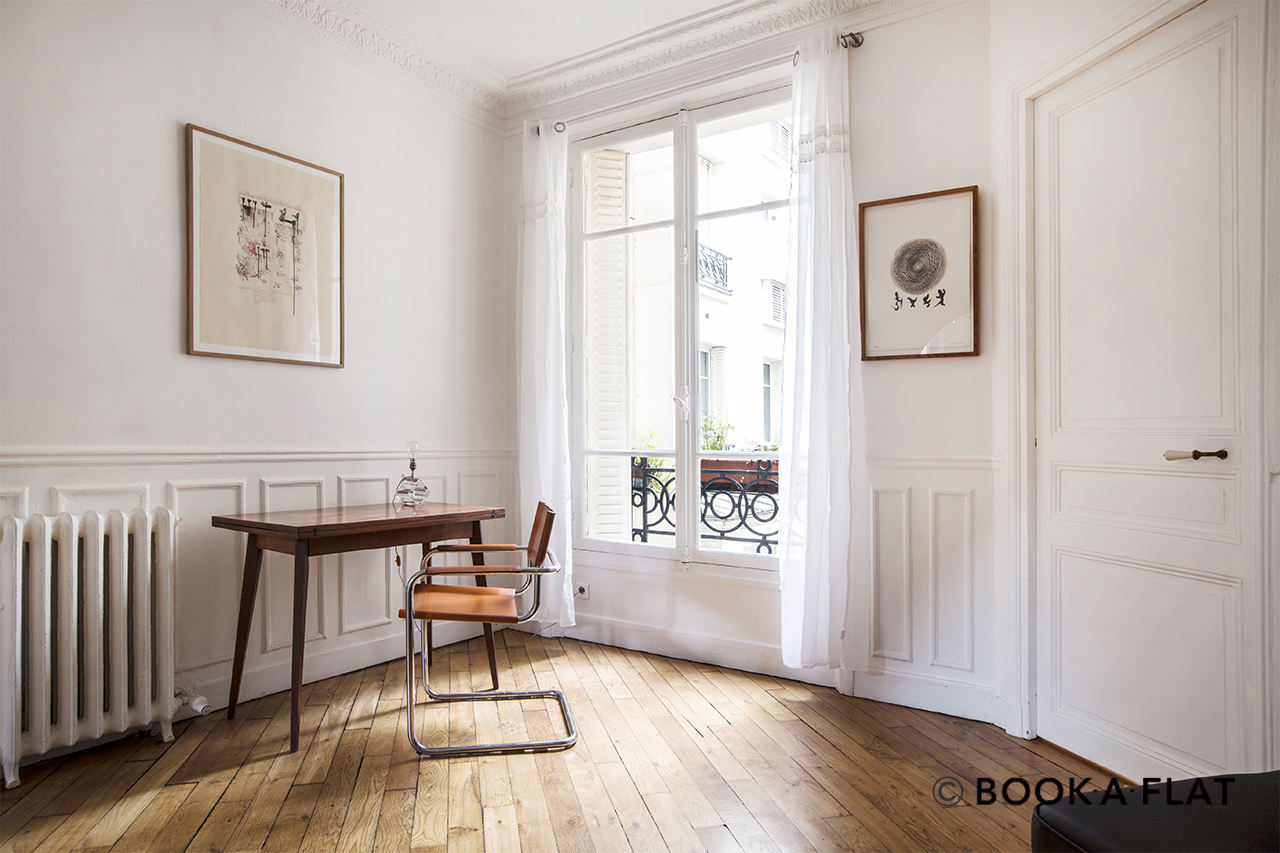 Appartement Paris Place Marcel Aymé 3