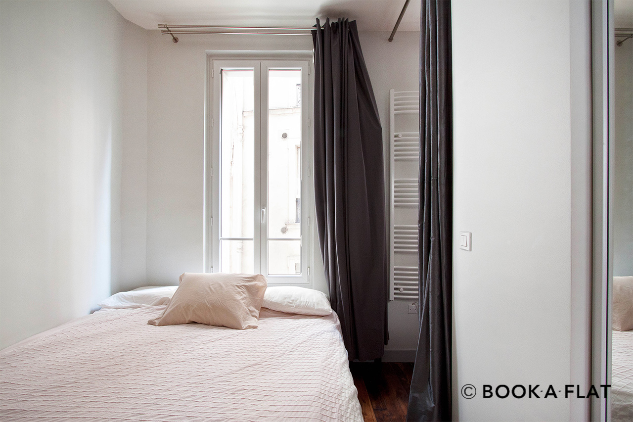 Apartment Paris Rue Lamarck 6