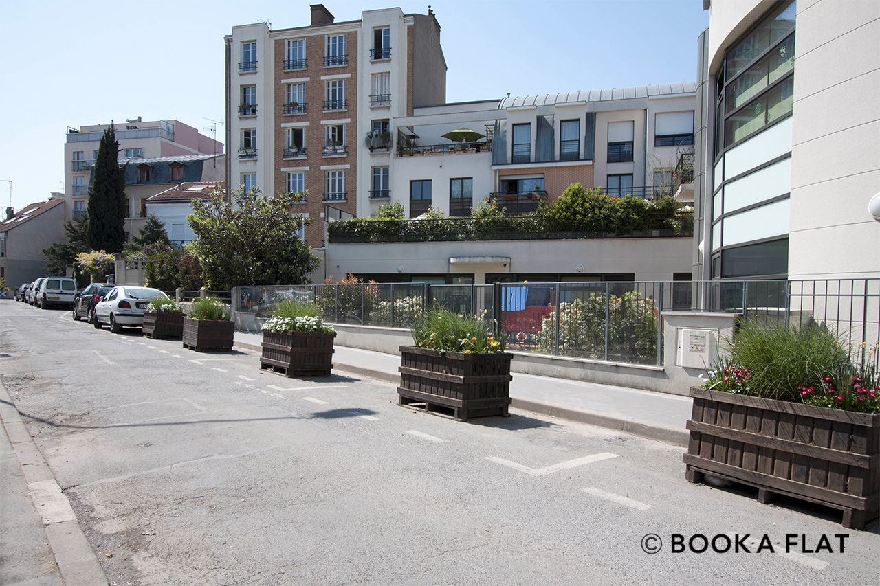 Apartment Les Lilas Avenue Pasteur 9