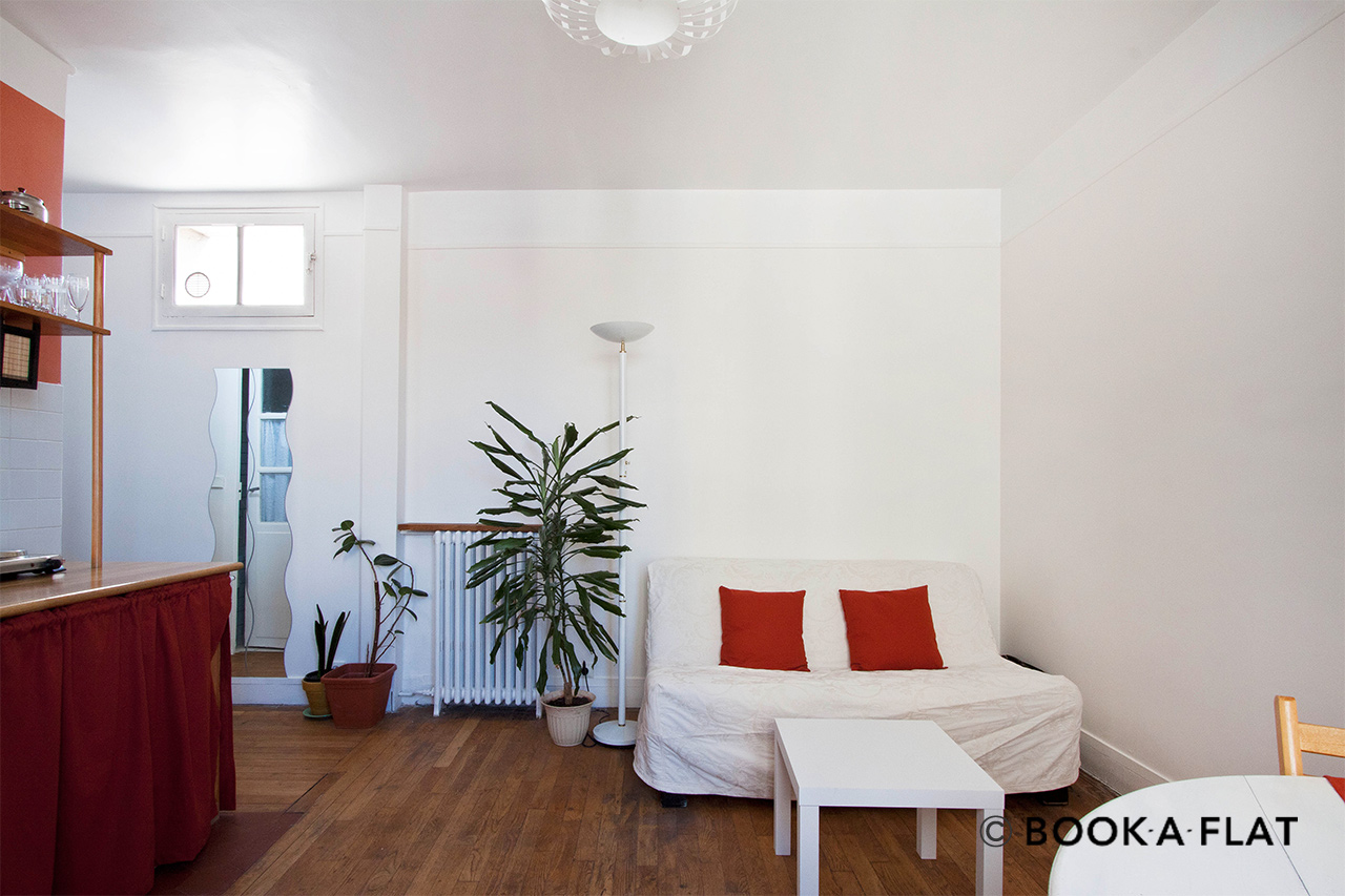 Les Lilas Avenue Pasteur Apartment for rent