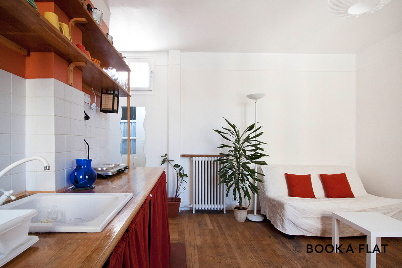 Apartment Les Lilas Avenue Pasteur 3