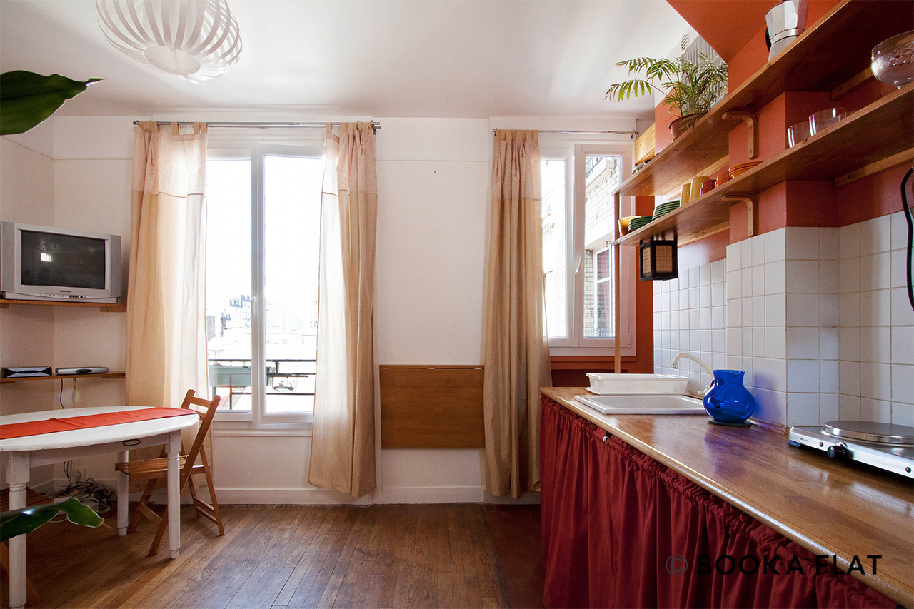 Apartment Les Lilas Avenue Pasteur 4