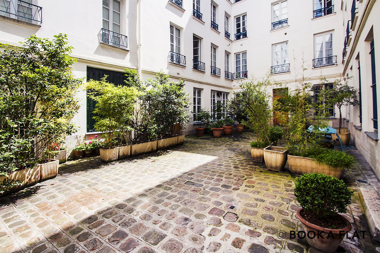 Appartement Paris Rue de Buci 10