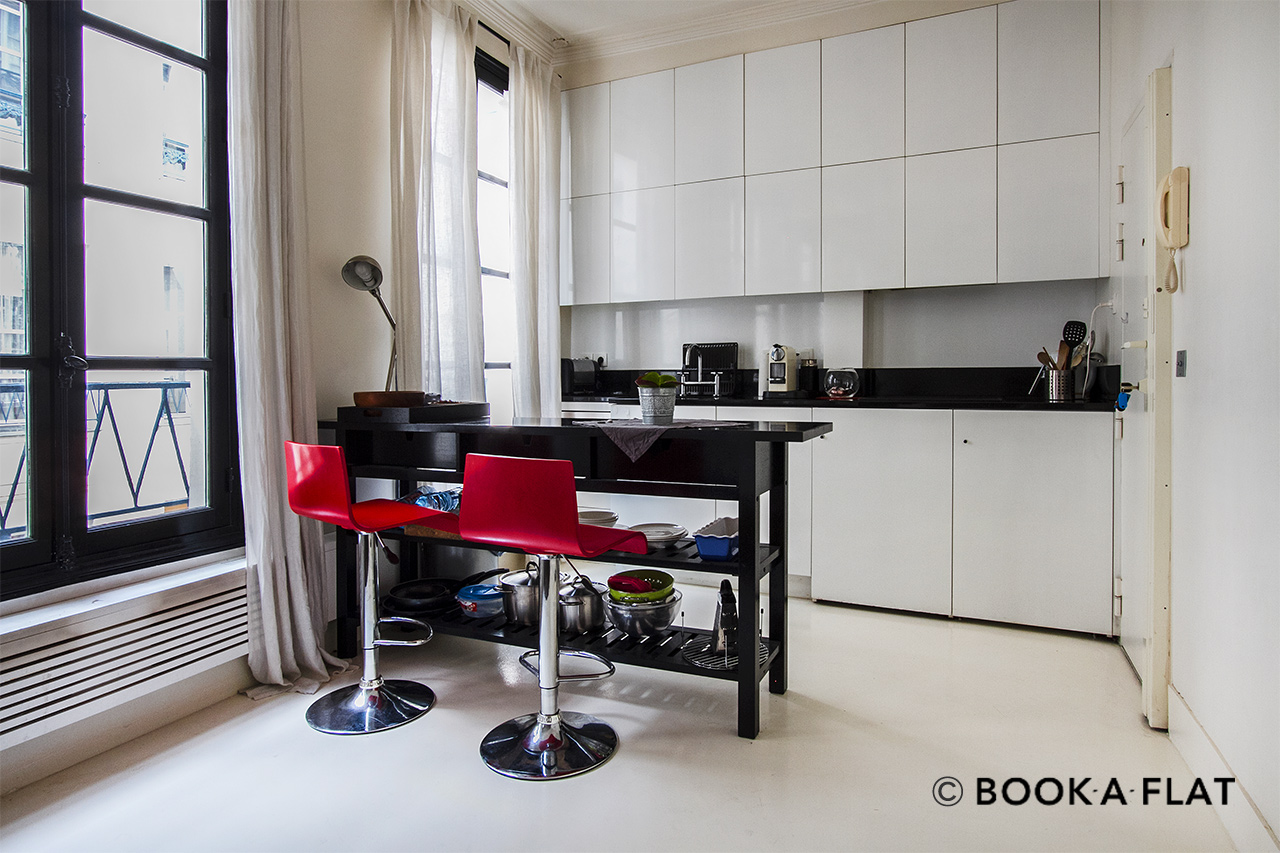 Appartement Paris Rue de Buci 5