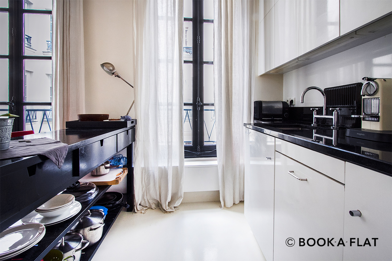 Appartement Paris Rue de Buci 6