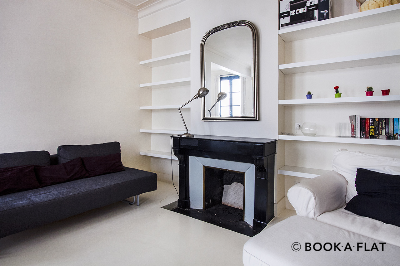 Appartement Paris Rue de Buci 4