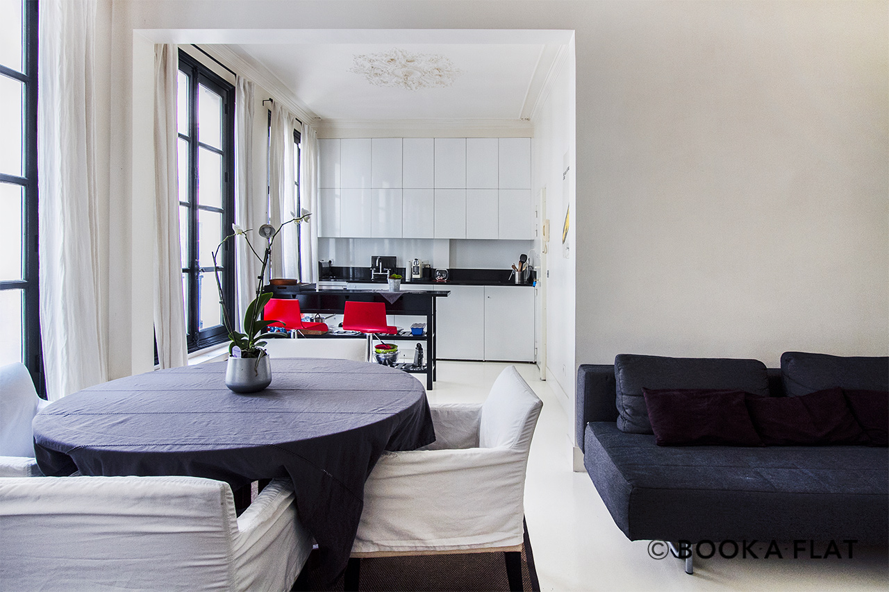 Appartement Paris Rue de Buci 3