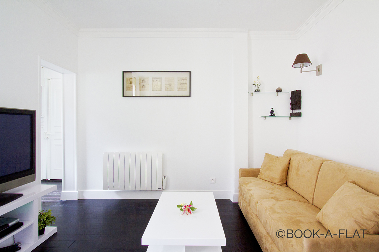 Apartment Paris Rue du Cardinal Lemoine 5