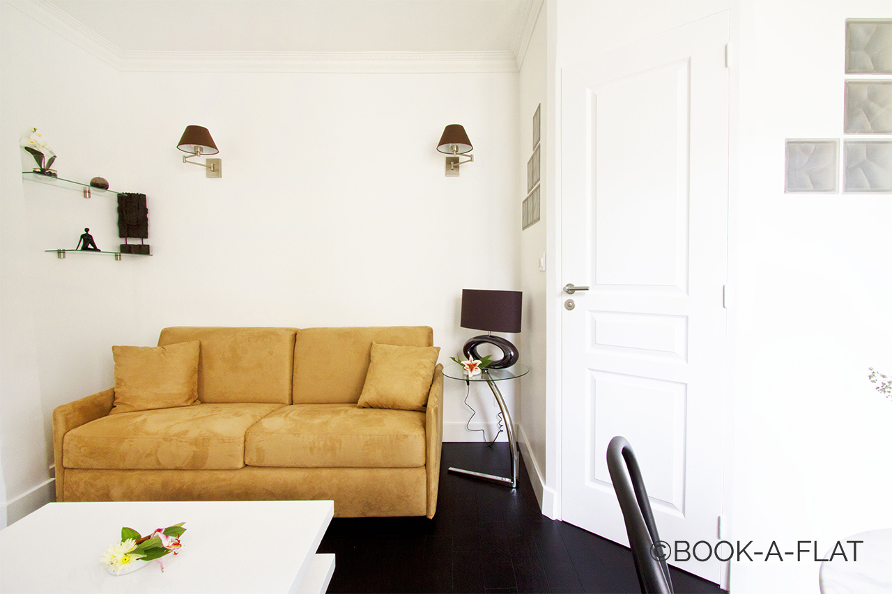 Apartment Paris Rue du Cardinal Lemoine 6