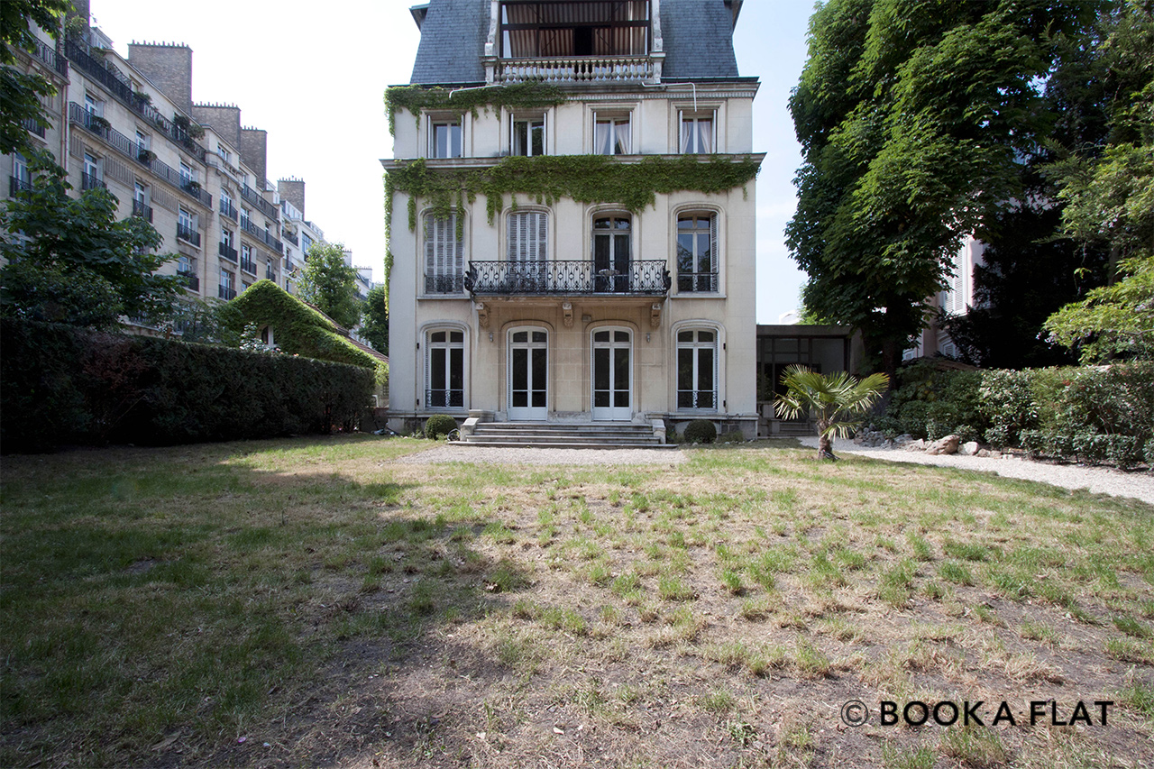 Furnished apartment for rent Neuilly-sur-Seine Boulevard des Sablons