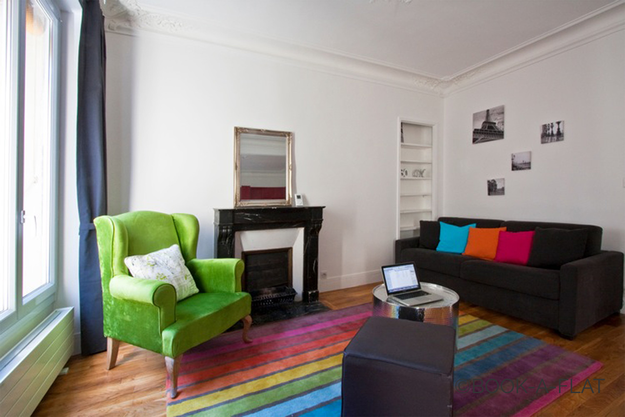 Apartment Paris Simart 0