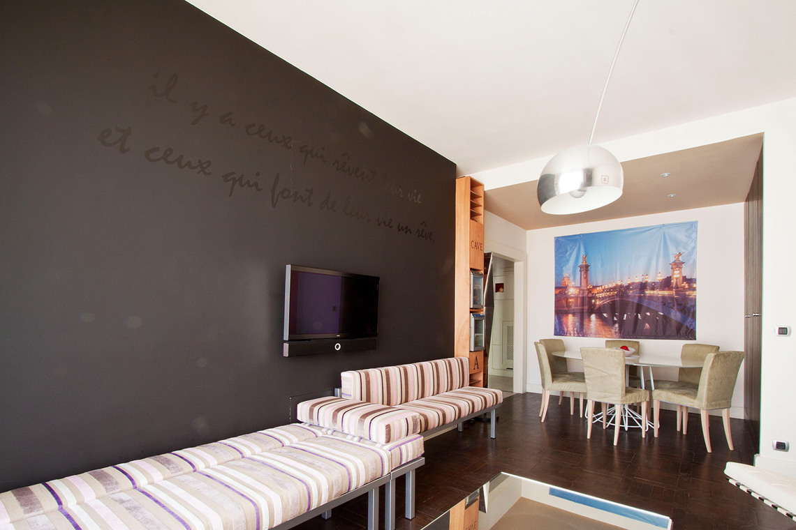 Apartamento Paris Avenue Montaigne 3