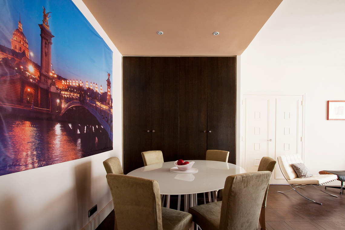 Apartamento Paris Avenue Montaigne 5