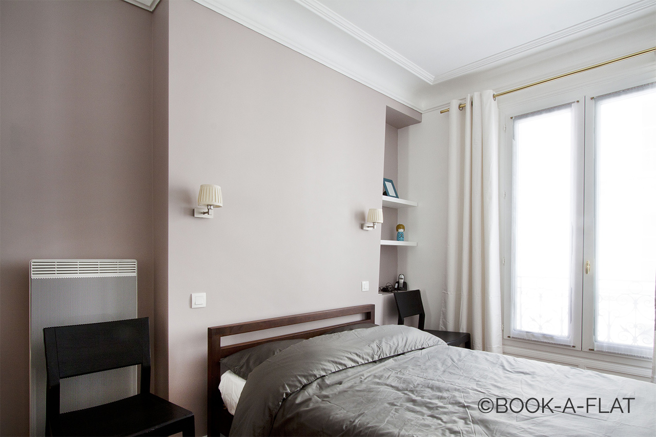 Apartment Paris Rue Daru 6