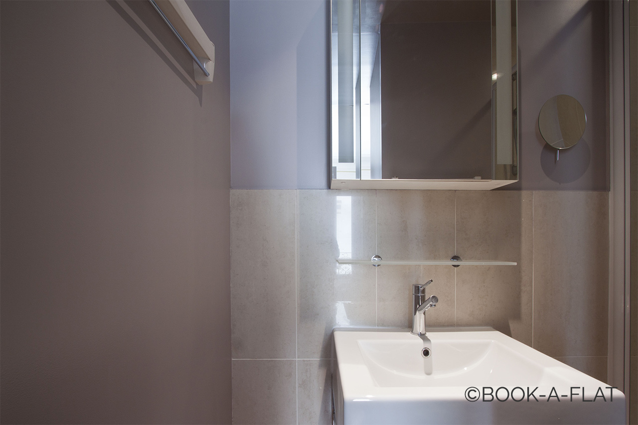 Apartment Paris Rue Daru 8