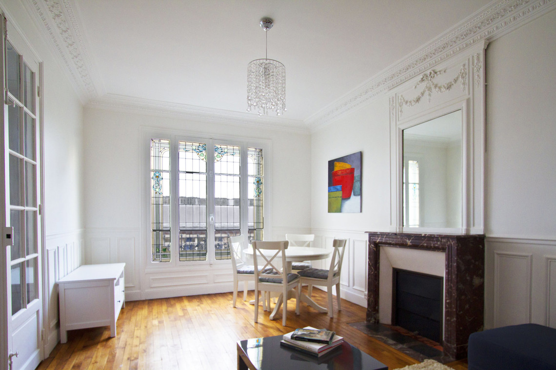 Paris Rue Oscar Roty Apartment for rent