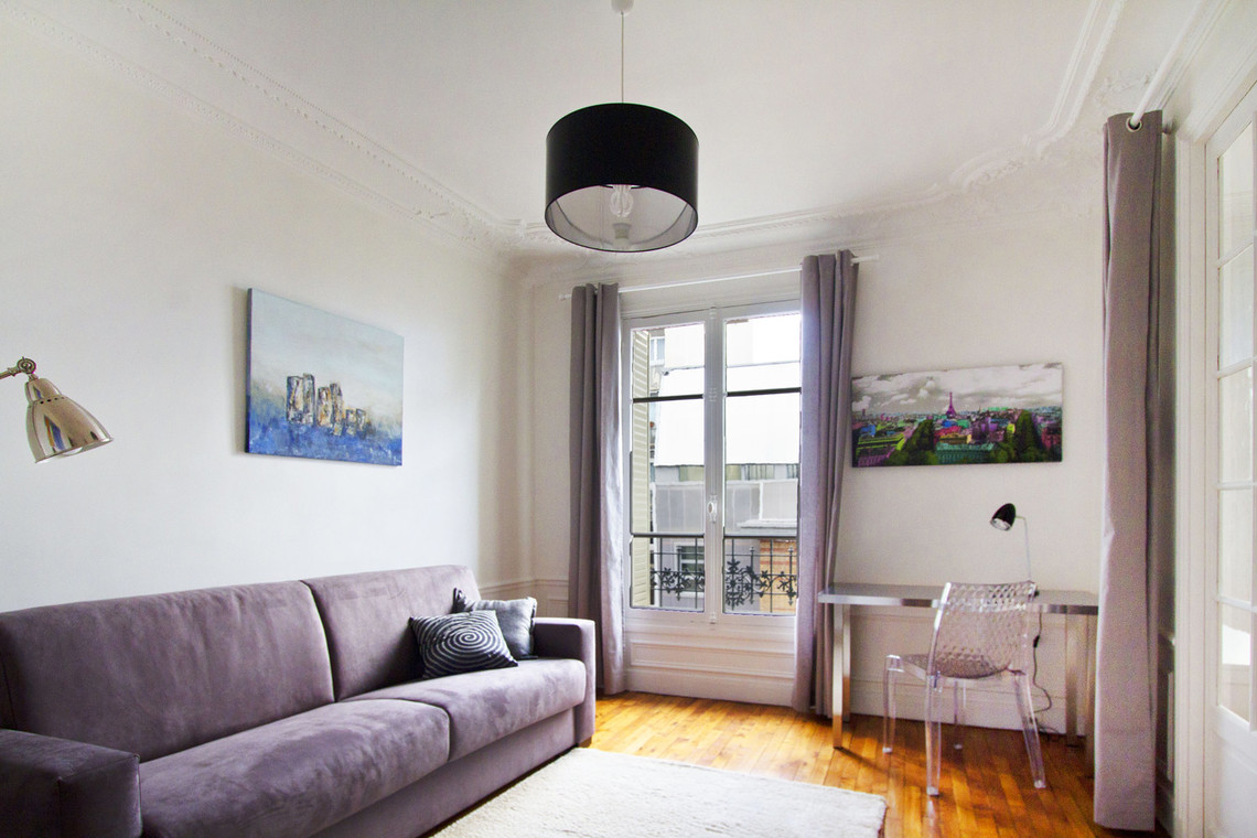 Appartement Paris Rue Oscar Roty 2