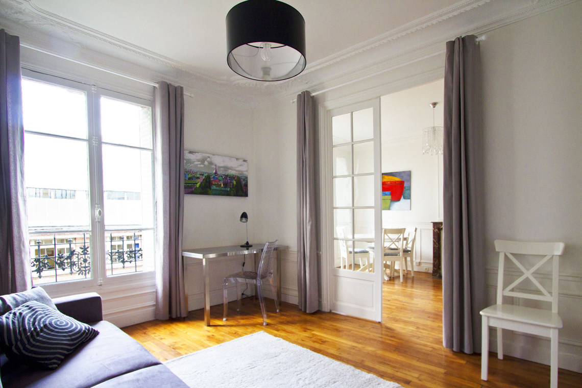 Appartement Paris Rue Oscar Roty 3
