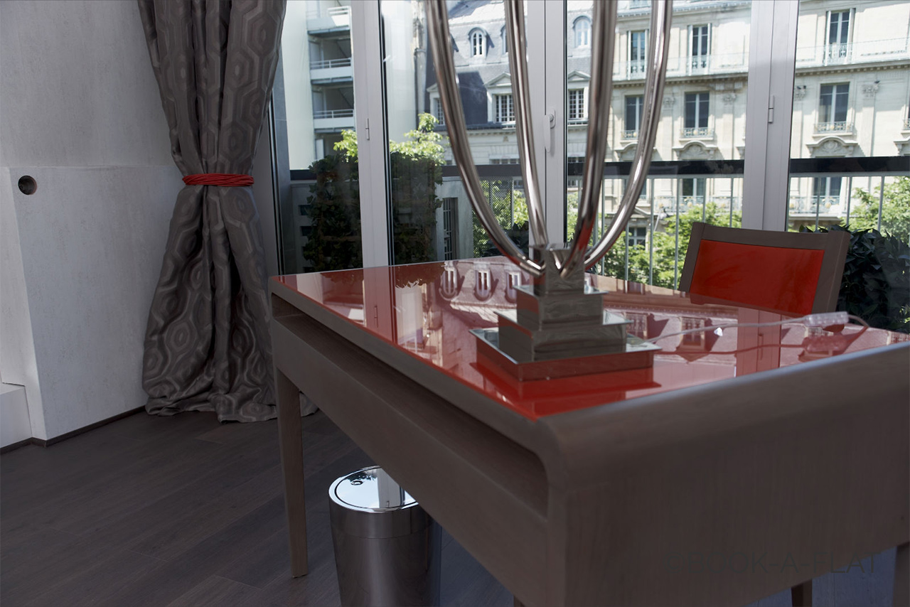 Appartamento Paris Avenue George V 8