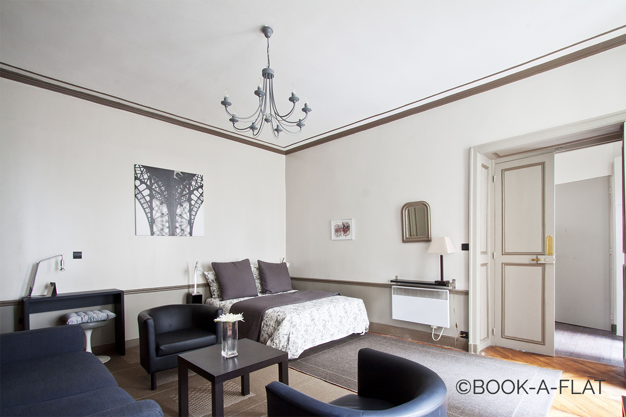 Paris Rue de Seine Apartment for rent