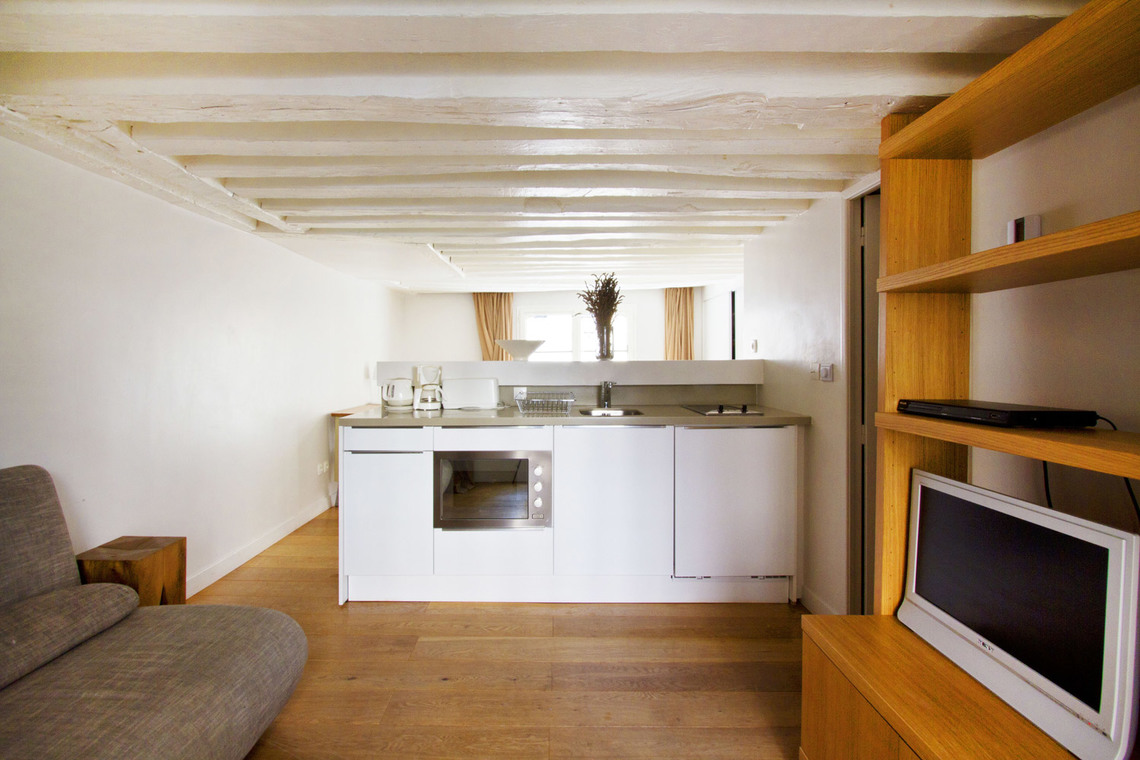 Paris Rue Greneta Apartment for rent
