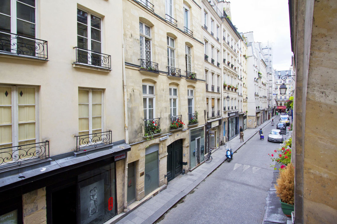 Apartment Paris Rue Greneta 7